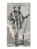 Portrait of Meriwether Lewis Art Print