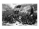 The Second Battle of Bull Run Art Print