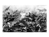 Battle of Churubusco Art Print