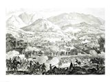 Ever Memorable Battle of Buena Vista Art Print