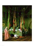 The Shrine of Imam Hussein Art Print