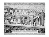 'The Barnum and Bailey Greatest Show on Earth' Art Print