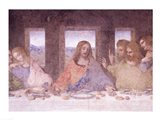 The Last Supper, (post restoration) D Art Print