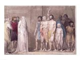 St. Gregory and the British Captives Art Print