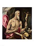 St. Jerome Art Print