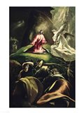 The Agony in the Garden Art Print