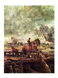 Study for The Leaping Horse Art Print