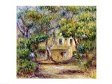 The Farm at Les Collettes, c.1915 Art Print