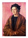 Albrecht Durer's Father, 1497 Art Print