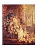 Ecce Homo, 1634 Art Print