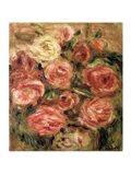 Flowers, 1913-19 Art Print