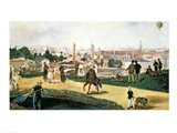 The Exposition Universelle, 1867 Art Print