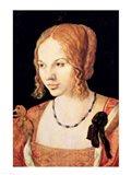 Young Venetian Woman Art Print