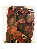 Sunflowers II, 1911 Art Print