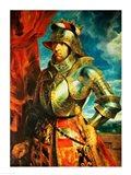 Maximilian I Art Print