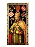 Emperor Sigismund Art Print