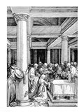 The Presentation in the Temple Art Print