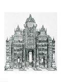 The Triumphal Arch of Emperor Maximilian I of Germany Art Print