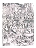 The Torture of St. John the Evangelist Art Print