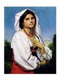 Therese Art Print