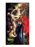 The Descent from the Cross Art Print
