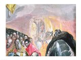 The Adoration of the Name of Jesus Art Print