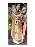 St. Ildefonso Art Print