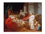 Antiochus and Stratonice, 1774 Art Print