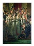 The Consecration of the Emperor Napoleon III Art Print