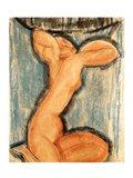 Caryatid, 1911 Art Print