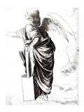 Study of an Angel Art Print