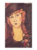Lolotte, 1917 Art Print