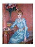 Madame de Bonnieres, 1889 Art Print