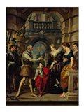 The Medici Cycle: Henri IV Art Print
