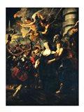 The Medici Cycle: Marie de Medici Art Print