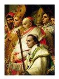 The Consecration of the Emperor Napoleon Art Print