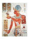 Ramesses II: Dressed for War Art Print