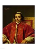 Portrait of Pope Pius VII Art Print