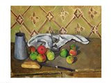 Fruit, Serviette and Milk Jug, c.1879-82 Art Print