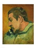 Self Portrait, 1896 Art Print