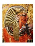 The head of Seti I Art Print