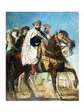 Ali Ben Ahmed Art Print