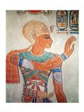 Portrait of Ramesses III Art Print