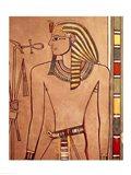 Amenhotep II Art Print