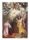 The Annunciation I Art Print