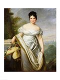 Madame Tallien Art Print