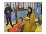 The Schuffenecker Family Art Print