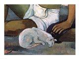 Eiaha Ohipa, detail Art Print