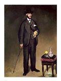 Theodore Duret Art Print