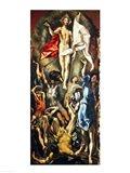 The Resurrection Art Print